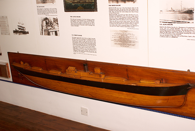 Ships and Ship Owners at Maryport Maritime Museum